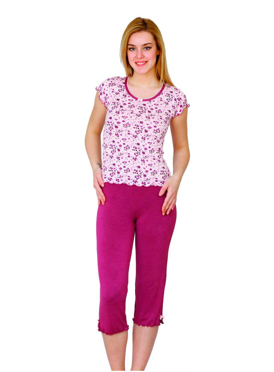 Пижама женская капри Cocoon 669 KK