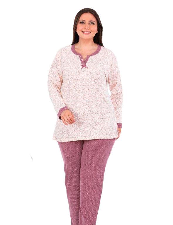 Пижама женская Metin 5965