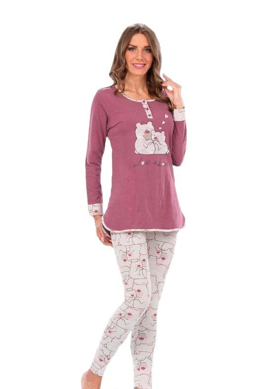 Пижама женская Metin 5978