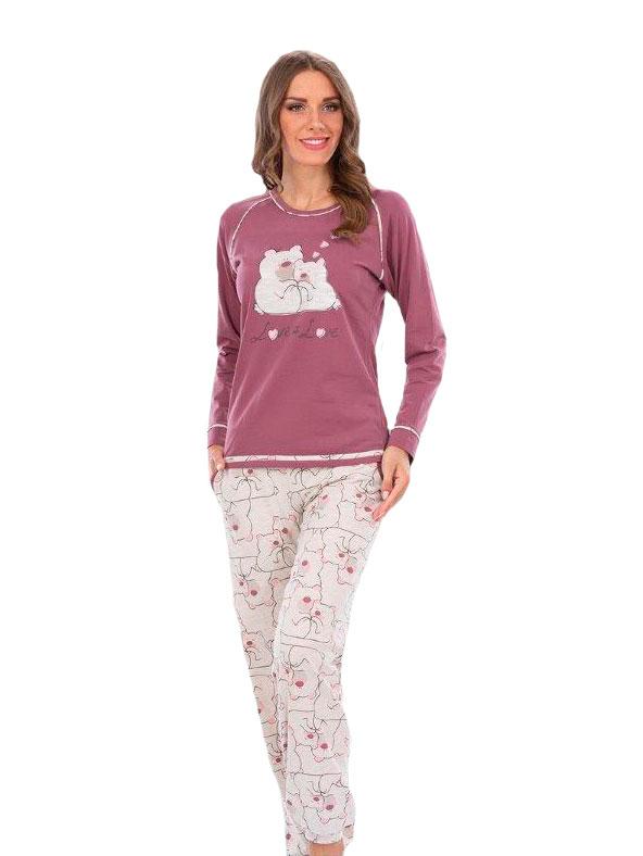 Пижама женская Metin 5982