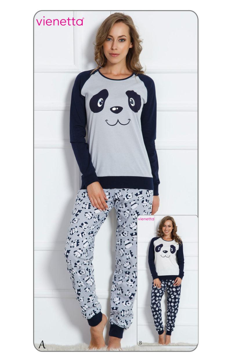Пижама женская манжет 7030243125