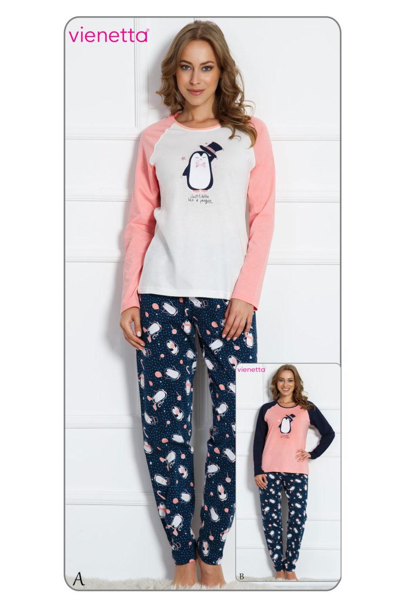 Пижама женская брюки 7030413126