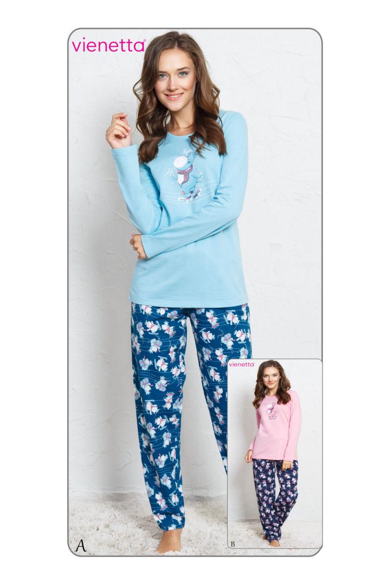 Пижама женская Байка 7040280392