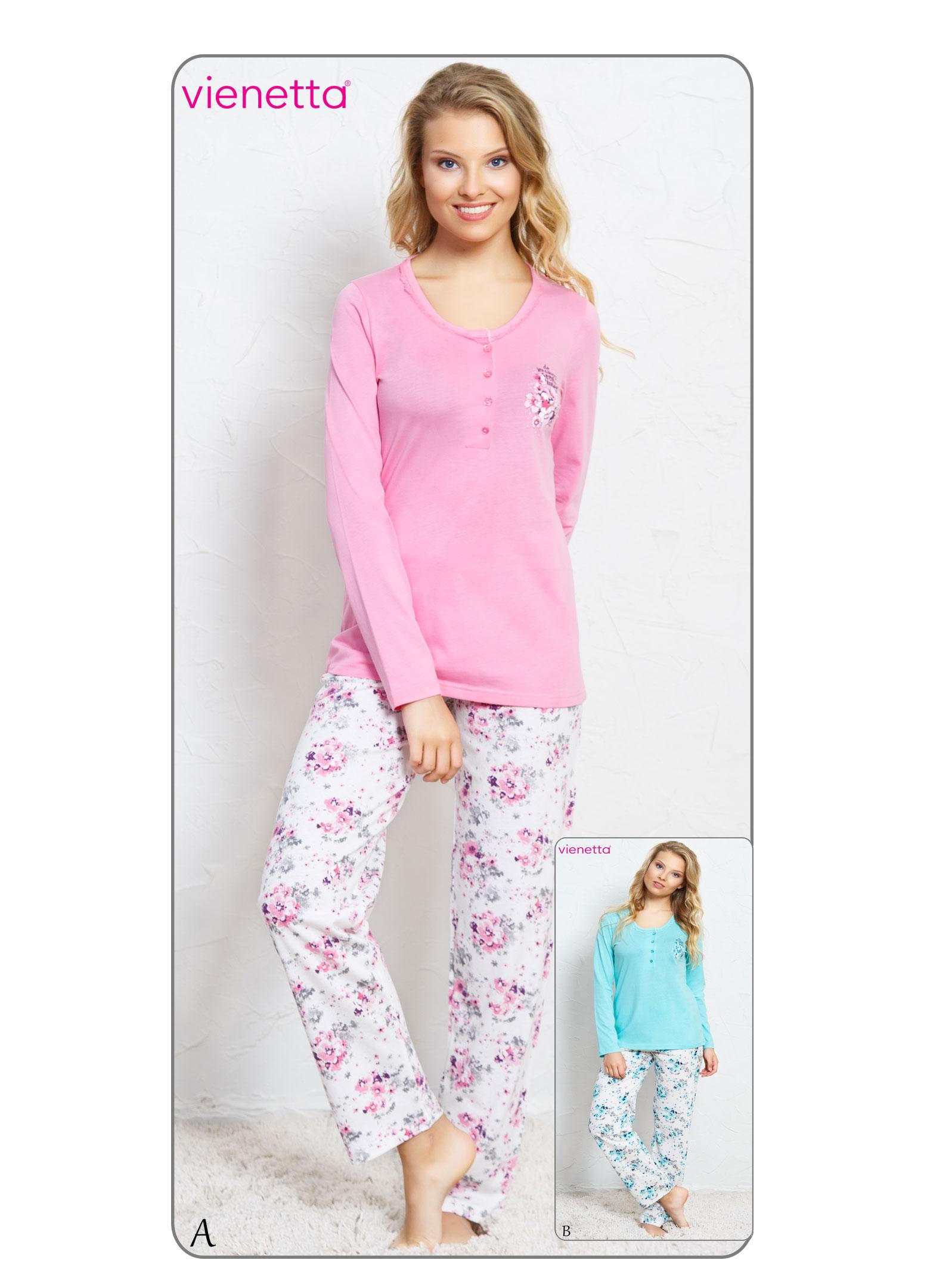 Пижама женская брюки 7040596537