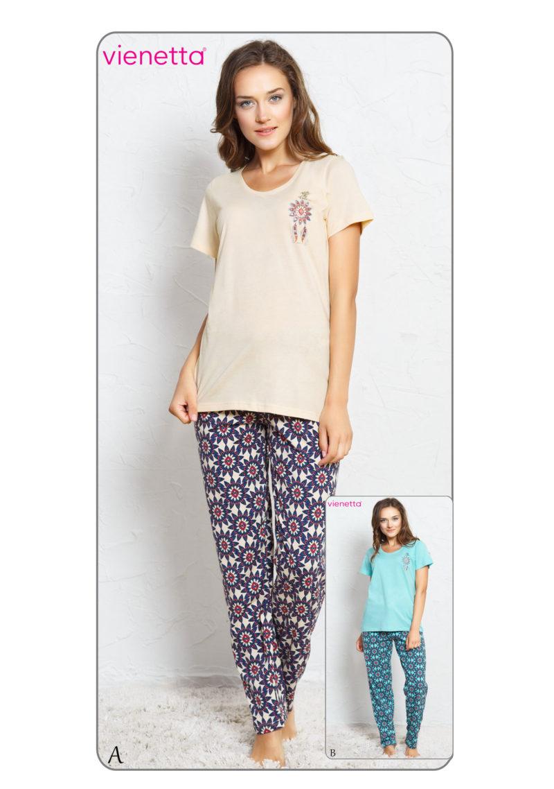 Пижама женская брюки 7051040697