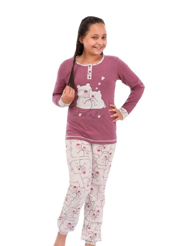Пижама детская Metin 7070