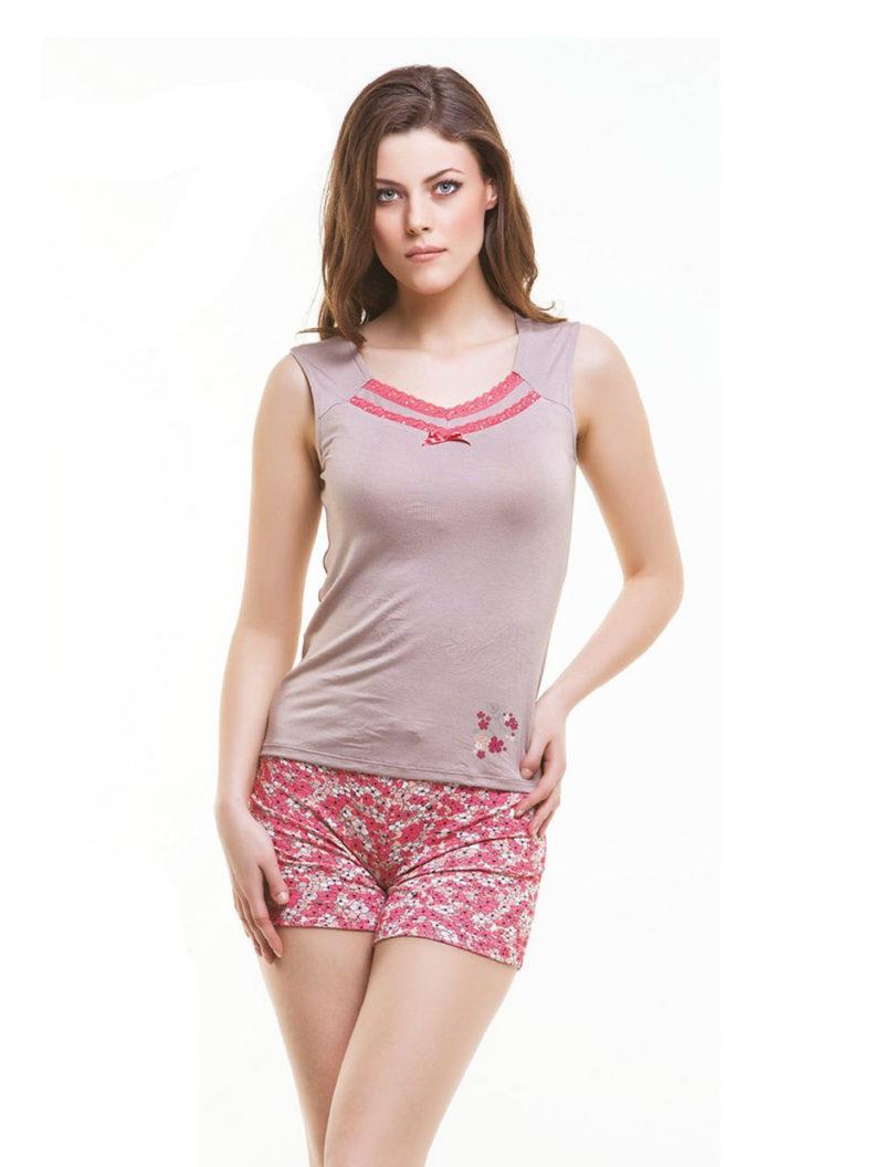 Пижама женская шорты Cocoon 1025 GAST