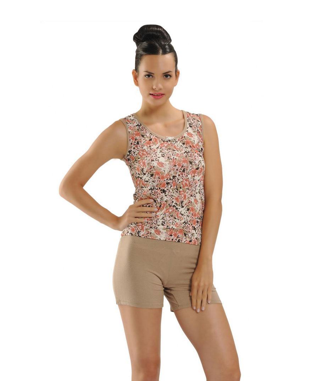 Пижама женская шорты Cocoon 1061 GAST