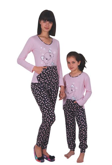 Пижама женская Nicoletta 86864
