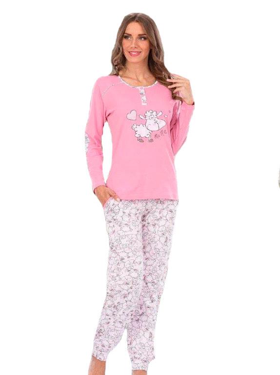 Пижама женская Metin 5000