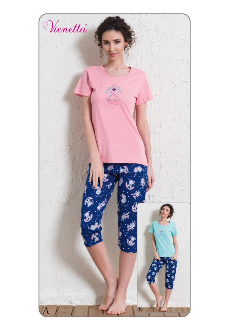Пижама женская Капри 6020155648