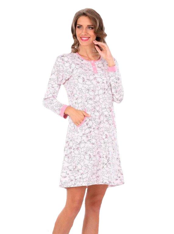 Ночная рубашка Metin 6314