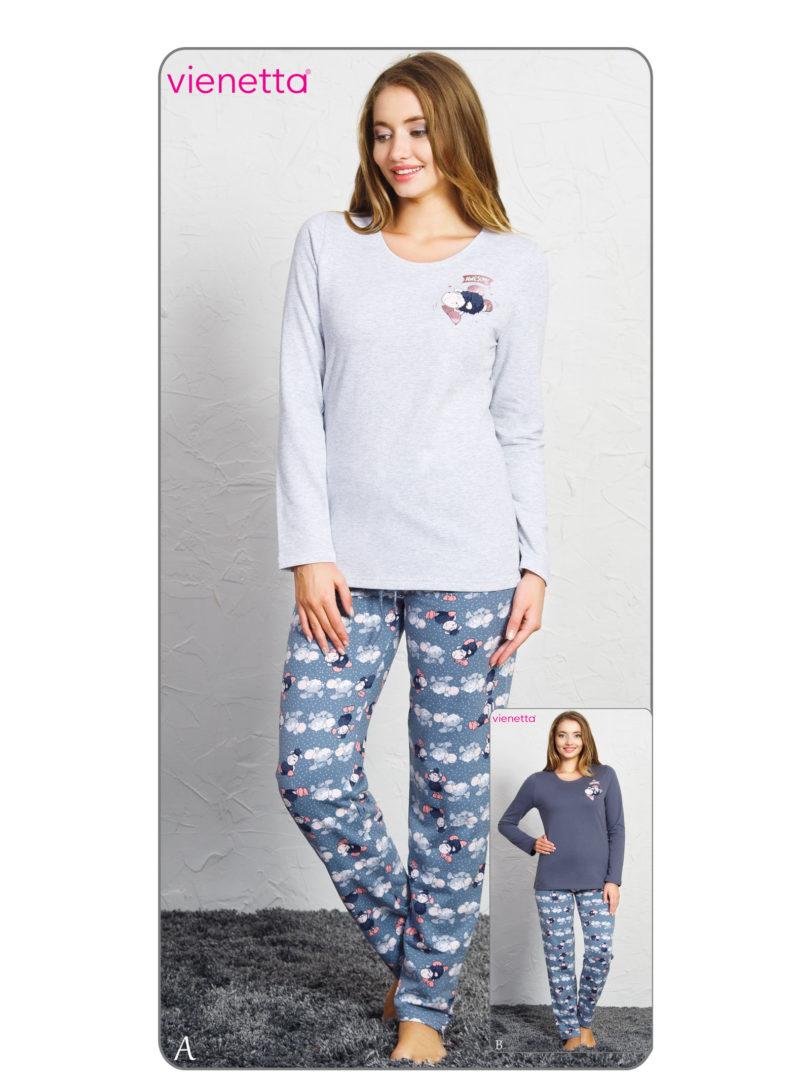 Пижама женская Байка 7040303124