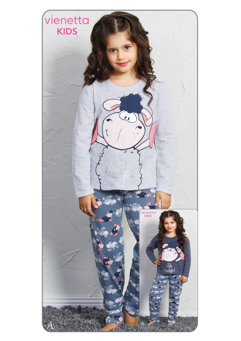 Пижама детская Байка 7040313124