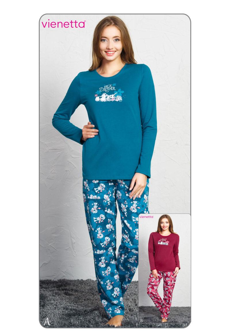 Пижама женская Байка 7040850390
