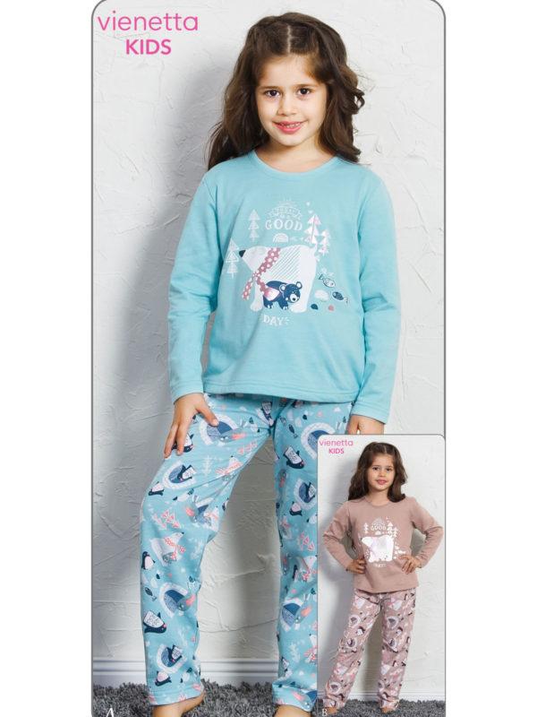 Пижама детская Байка 7081630391