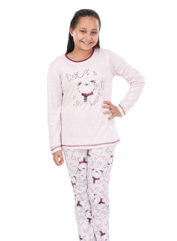 Пижама детская Metin 7306
