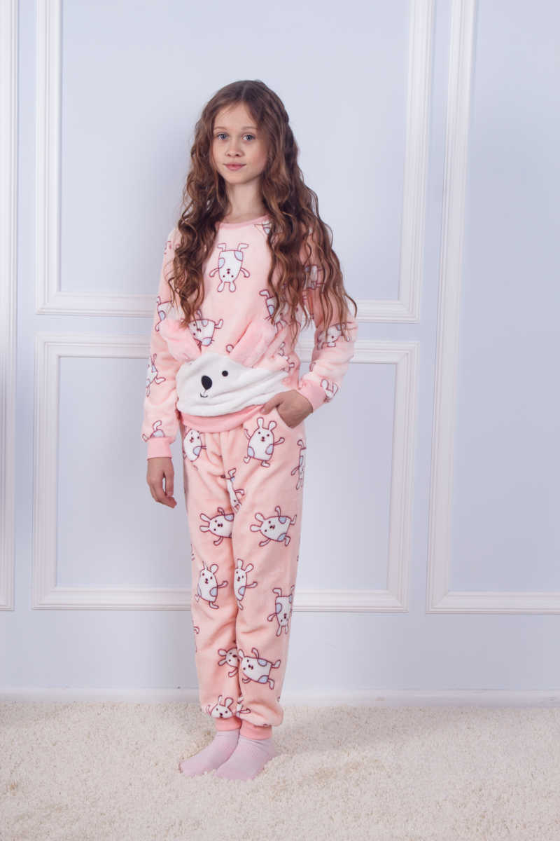 Пижама детская махра Sofi Soft 10823