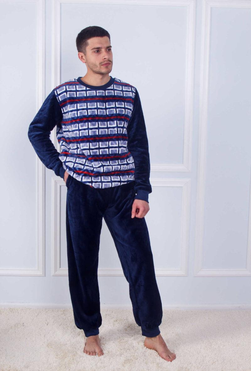 Пижама мужская махровая Sofi Soft 10868