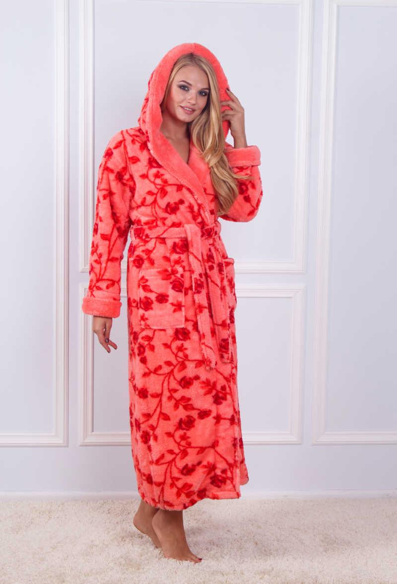 Халат махровый женский Sofi Soft 10888-1