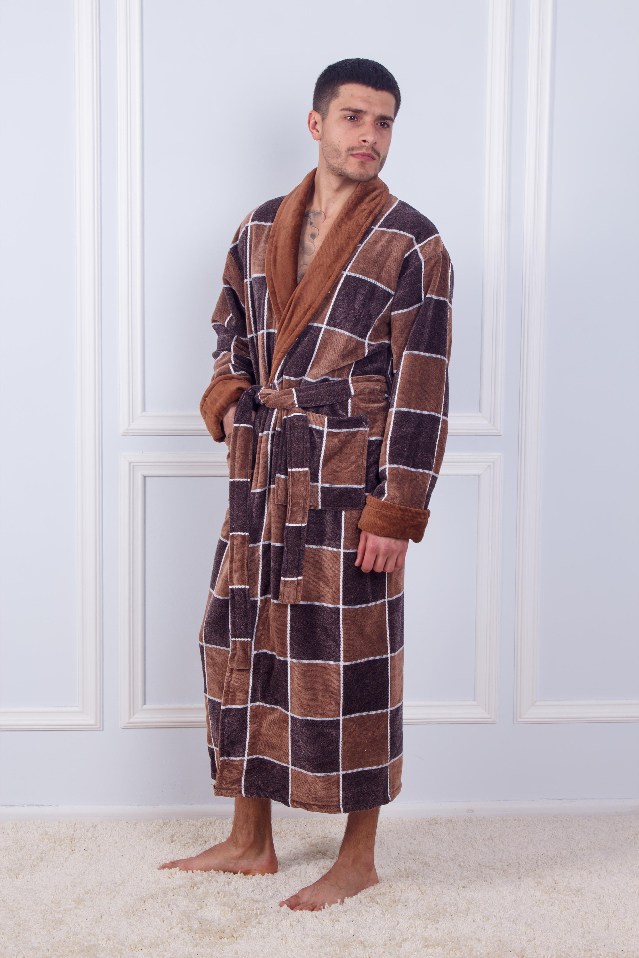Халат мужской махровый Sofi Soft 10890