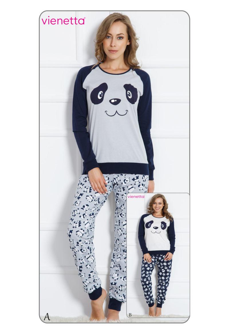 Пижама женская брюки 7081363125