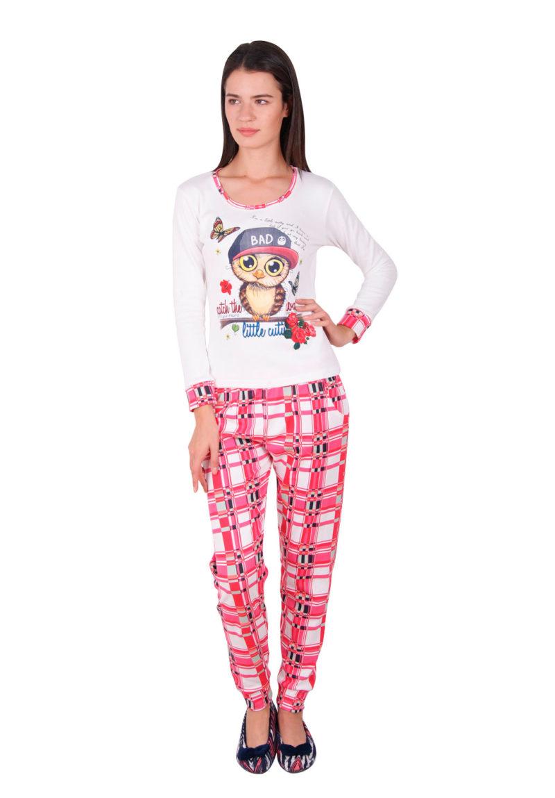 Пижама женская Nicoletta 86753
