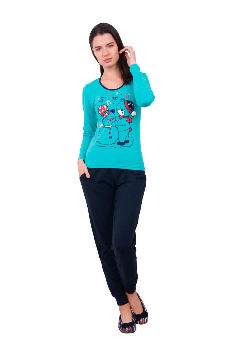 Пижама женская Nicoletta 86770