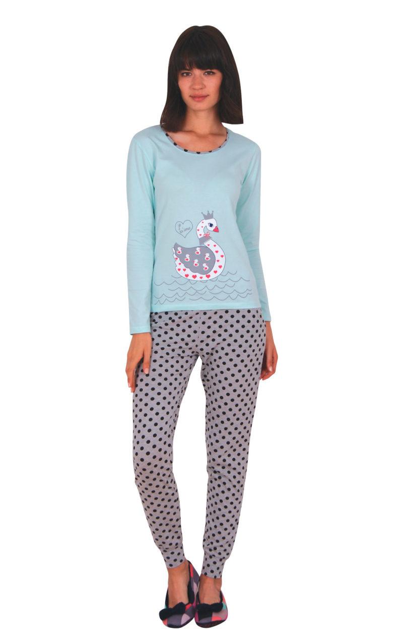Пижама женская Nicoletta 86860