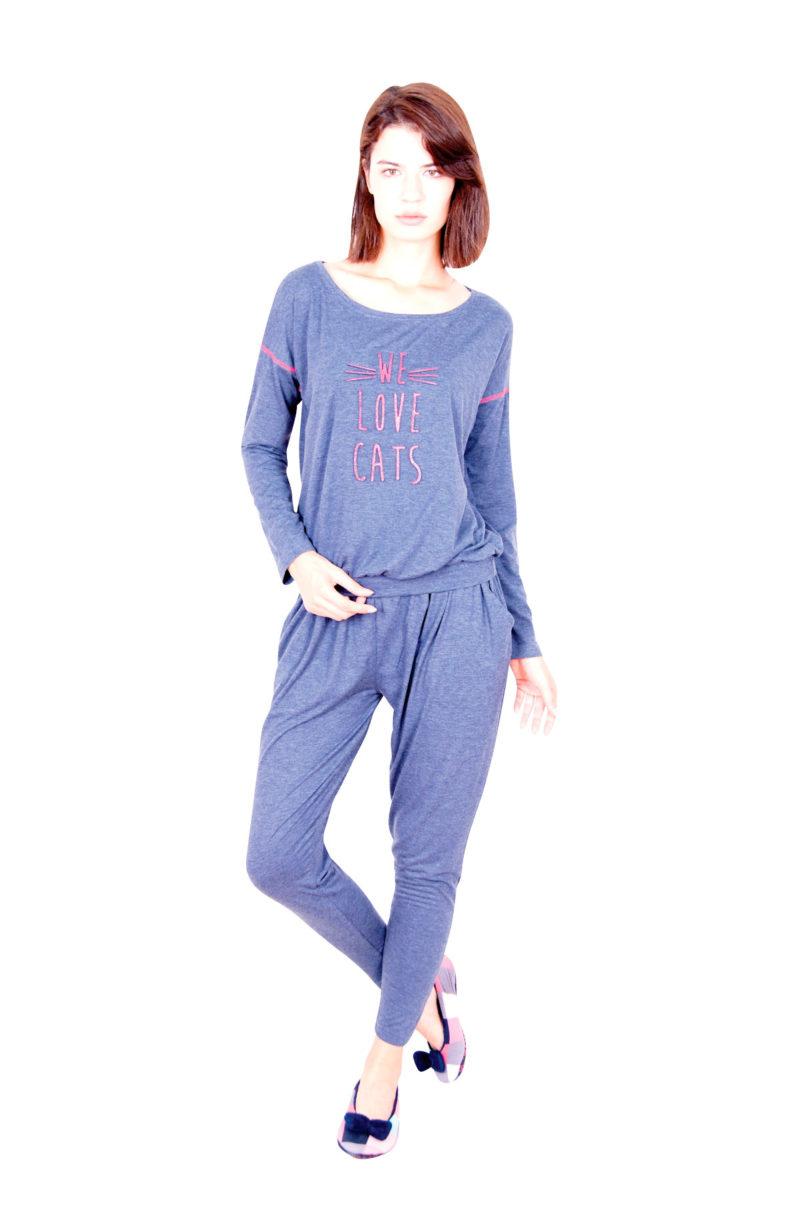 Пижама женская Nicoletta 86933