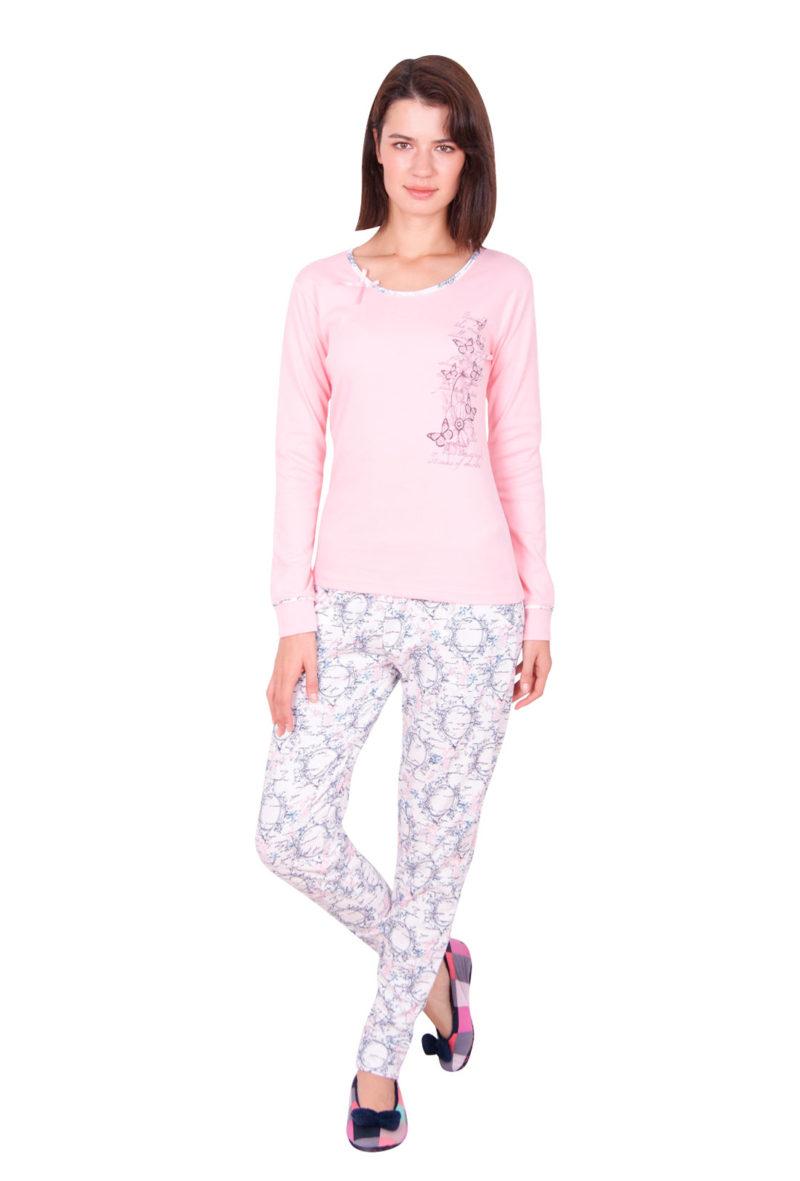 Пижама женская Nicoletta 96071