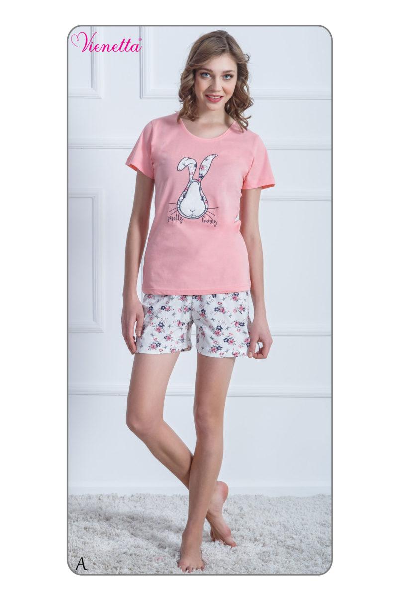 Пижама женская шорты 6110185473