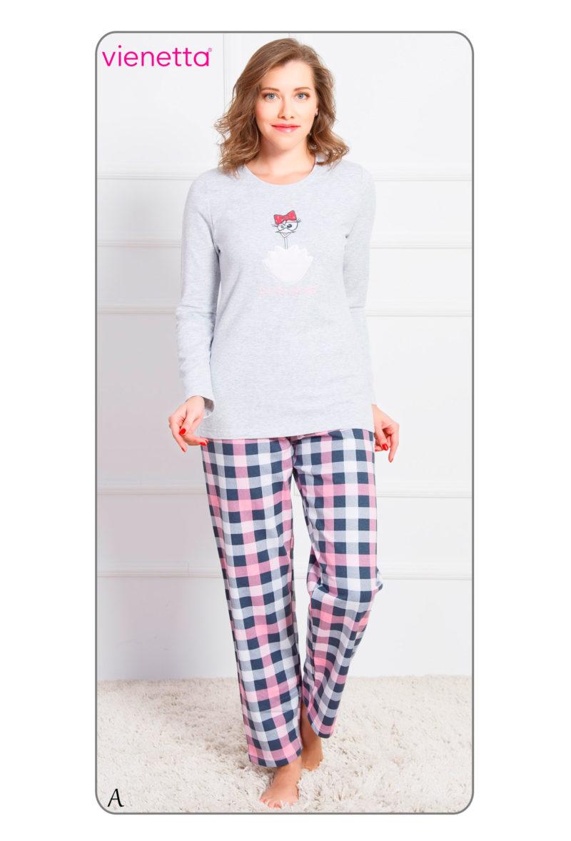 Пижама женская брюки 7040702754