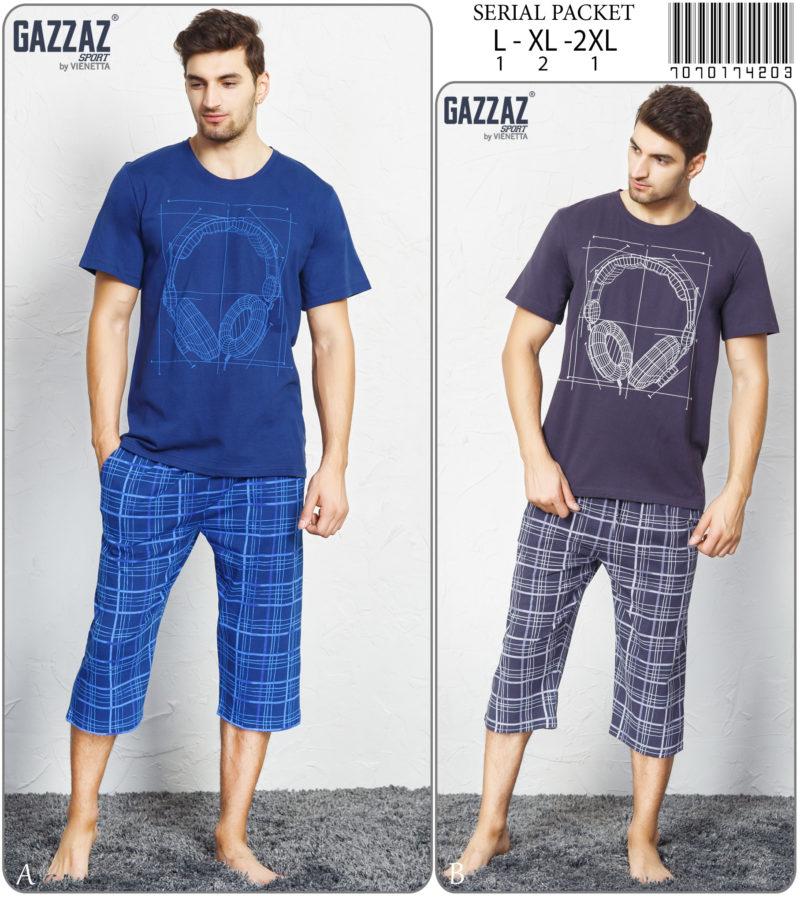 Пижама мужская Капри