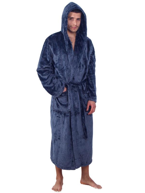 Мужские махровые халаты