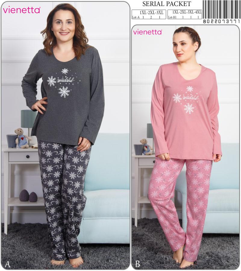 Пижама женская Брюки 8022073771