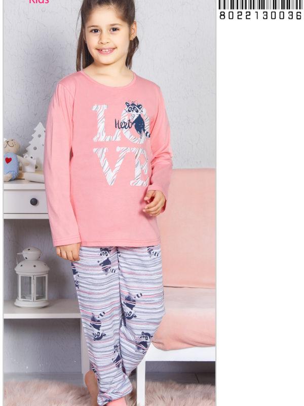 Пижама детская 8022130036