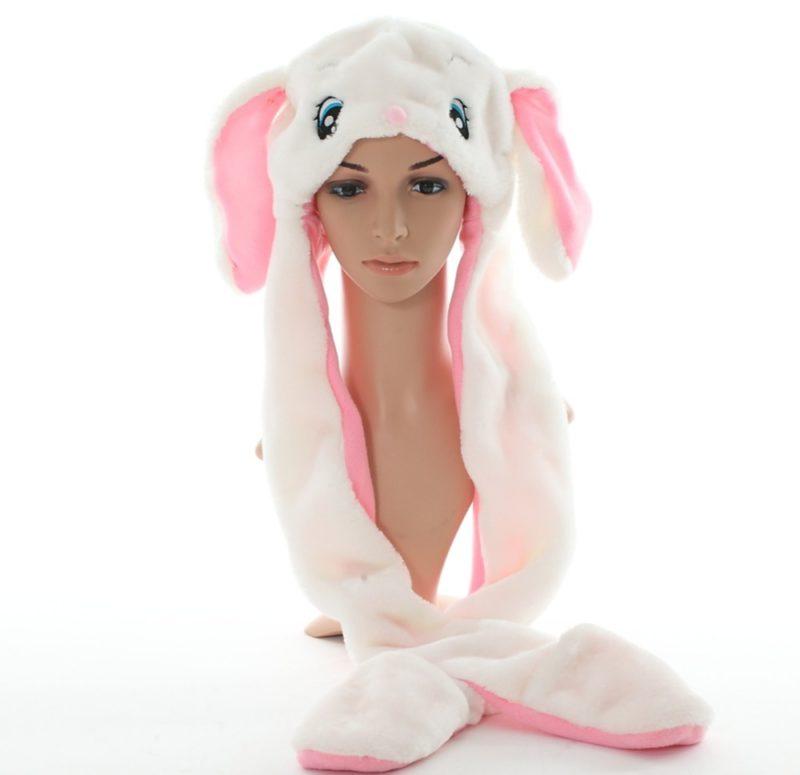 Шапка Rabbit SofiSoft long