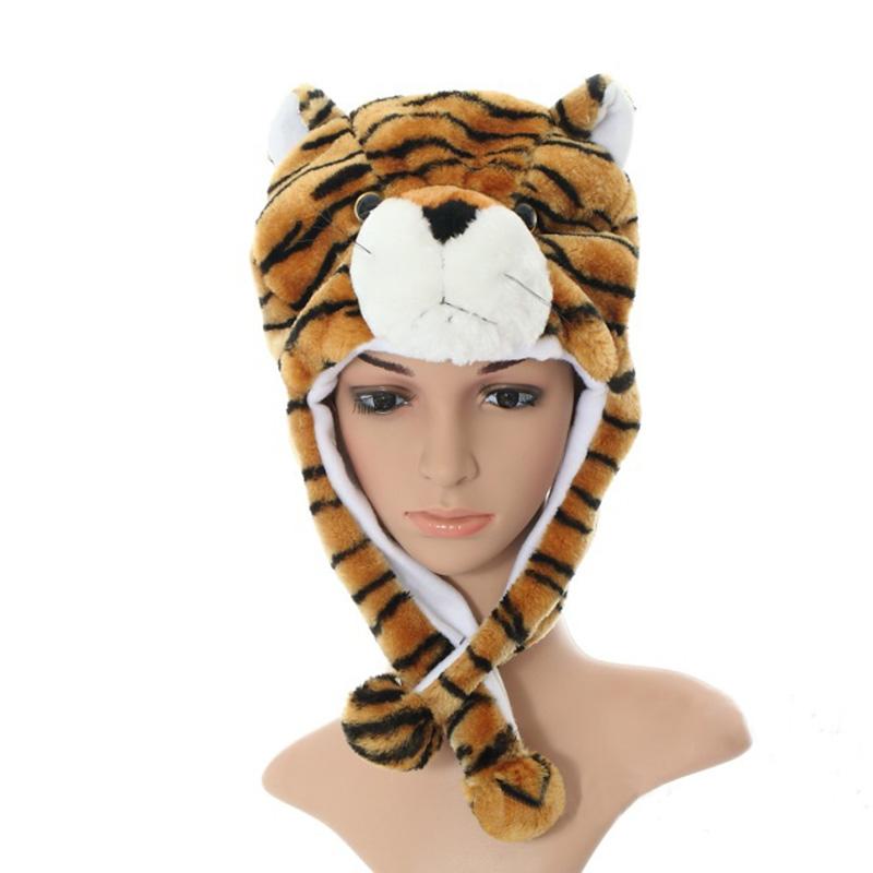 Шапка Tiger SofiSoft short