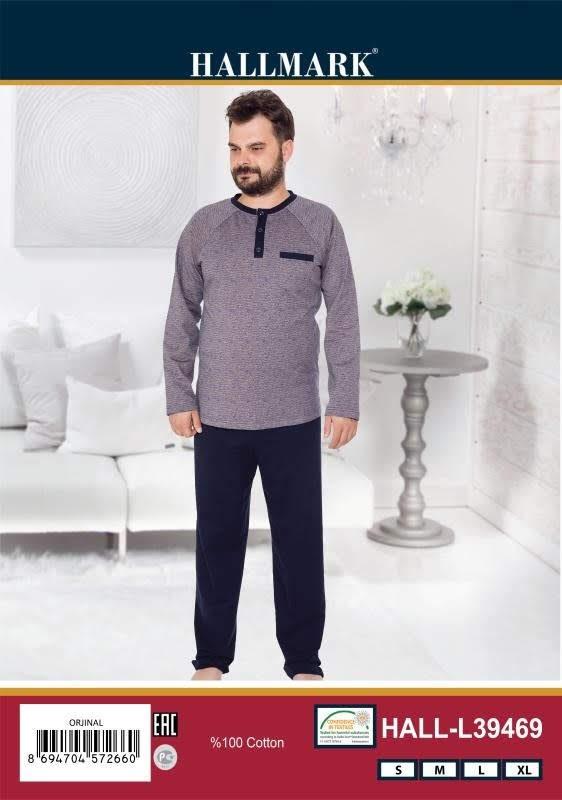 Пижама мужская HALL.L 39469
