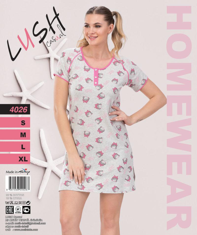 Ночная рубашка LUSH 4026