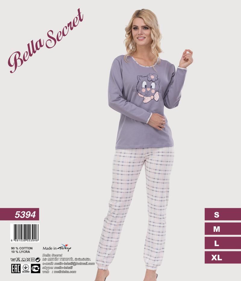 Пижама женская Metin 5394