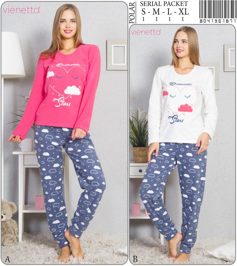 Пижама женская Флис 8041961871