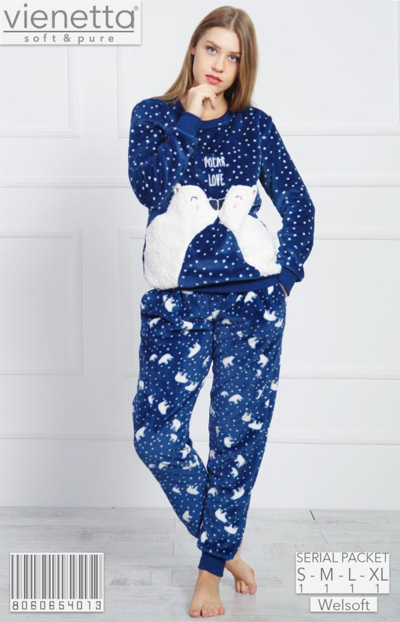 Пижама женская Брюки 8060654013