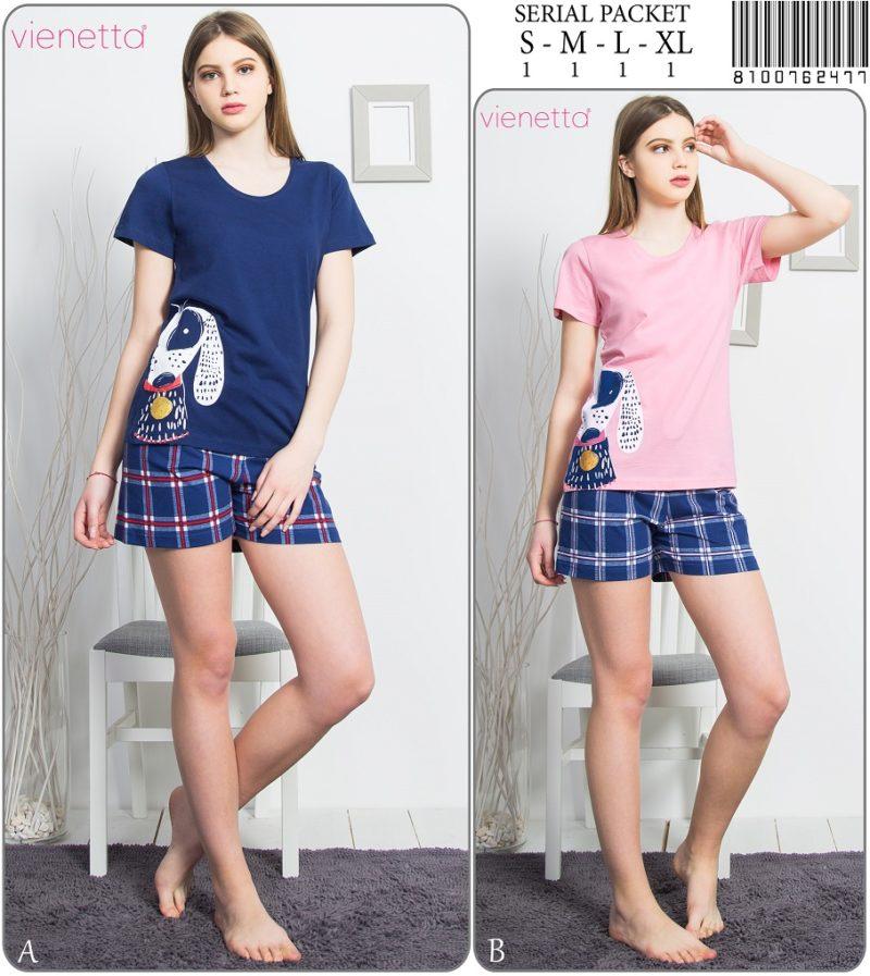 Пижама женская Шорты 8100762477