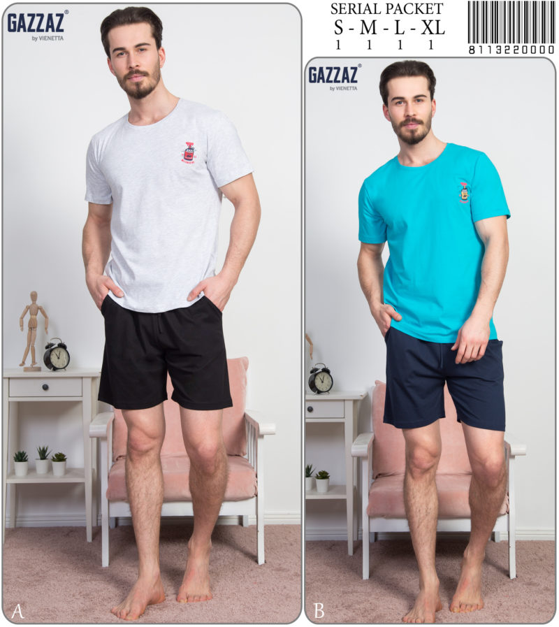 Пижама мужская шорты 8113220000