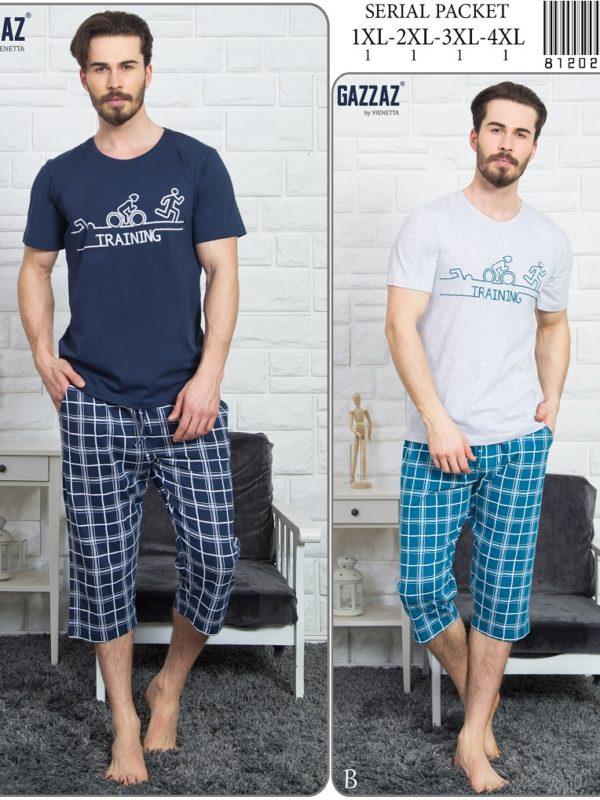 Пижама мужская шорты 8120204698