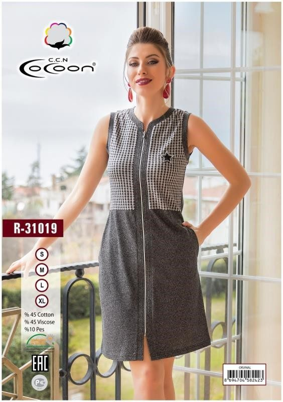 Халат женский CCNR 31019