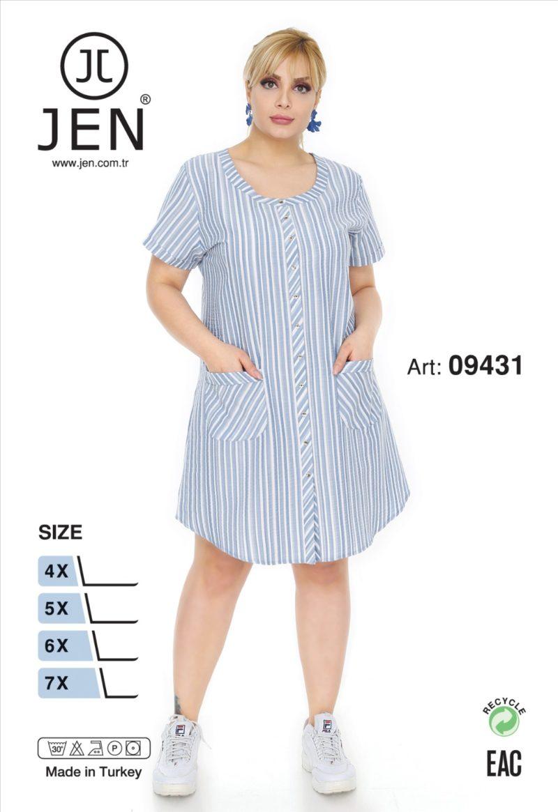 Халат рубаха Jen 09431