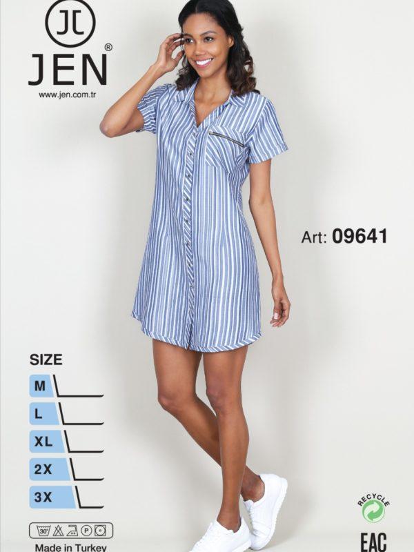 Халат рубаха Jen 09641